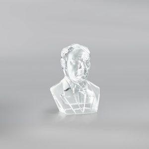 Kristal Büst MS17057