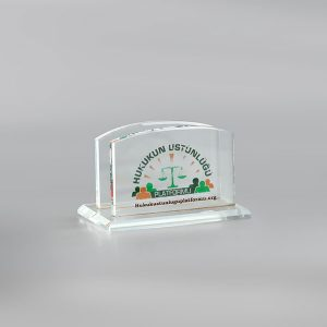 Kristal Kartvizitlik MS17039