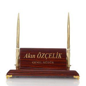 Ahşap İsimlik AK17021