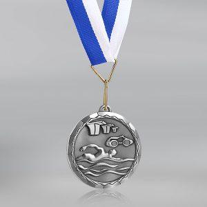 Gümüş Madalya MC17024-2