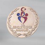 Madalya – Gençlik ve Spor Bakanlığı