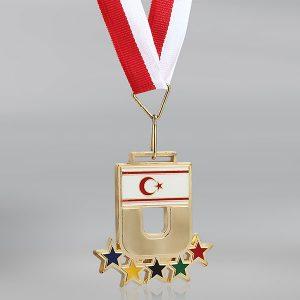 Altın Madalya MC17025-1