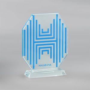 Kristal Plaket PL17001