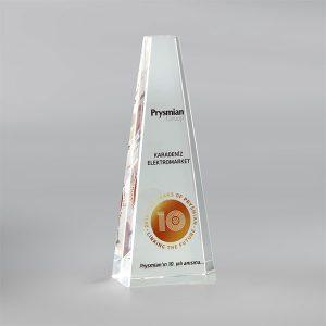 Kristal Plaket PL17008