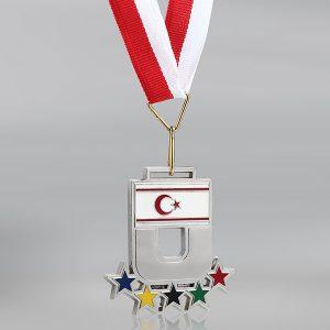Gümüş Madalya MC17025-2