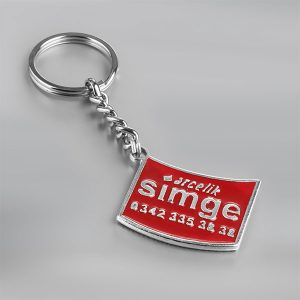 Metal Anahtarlık MC17003-3
