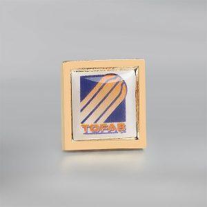 Metal Yaka Rozeti MC17005-2