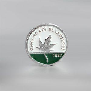Metal Yaka Rozeti MC17007-1